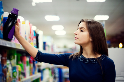 """Study: More Than 40 Chemicals in """"Chemical Free"""" Products"""