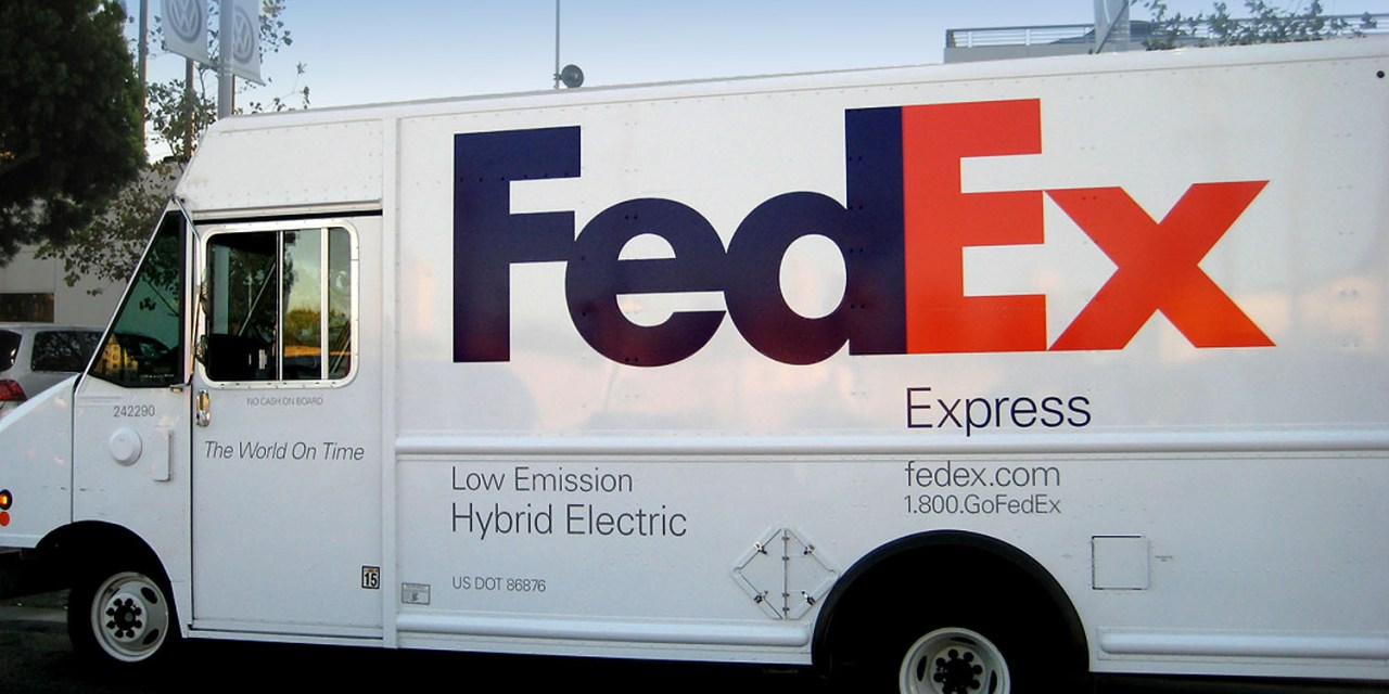 FedEx, UPS Delivery Fleets Get Greener