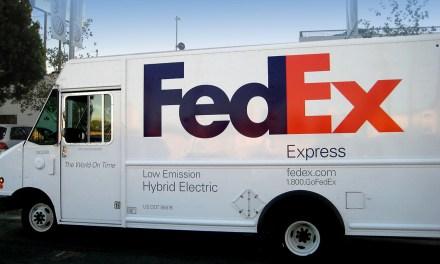 FedEx, UPS Delivery Fleets Get Greener