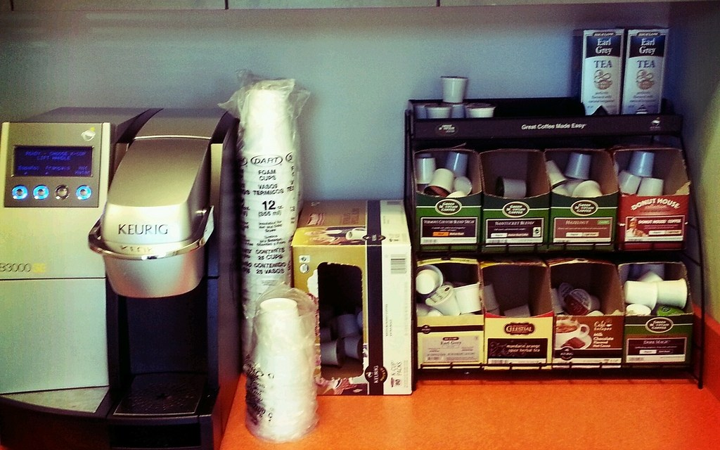 The Environmental Impact of Coffee 'K-Cups'