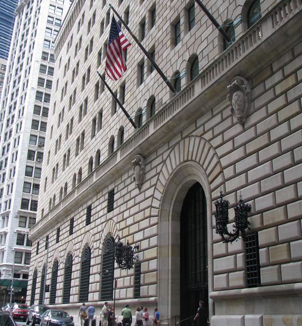 Feds Urged To Improve Transition >> Inside The New York Fed Secret Recordings And A Culture Clash