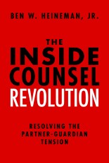 The Inside Counsel Revolution Book Jacket