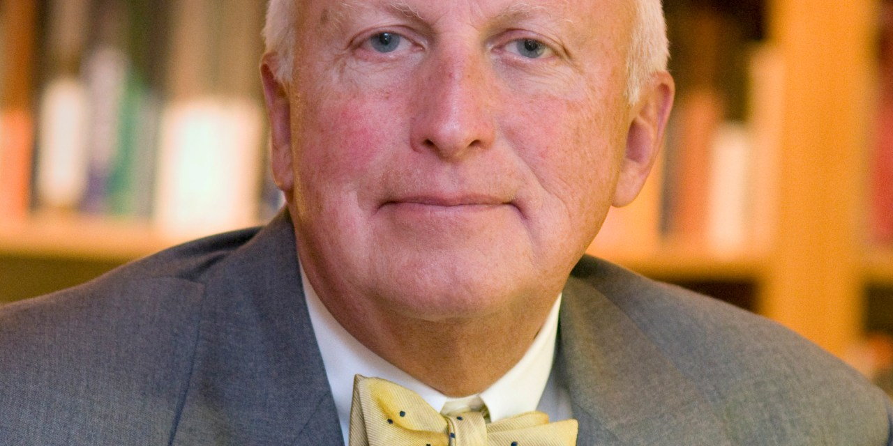 One Man's Leadership Toward a Goal: 'The Great Mission of Business Ethics'