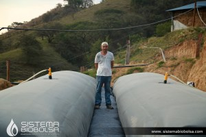 Sistema Biobolsa in Mexico uses biodigesters to convert farm waste into energy.