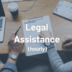Legal Assistance – Hourly