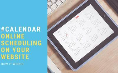 Scheduling Software for your website