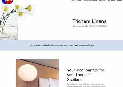 Trichem Linens Bathgate
