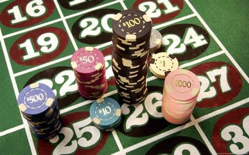 ルーレットの基本のルールと賭け方の種類