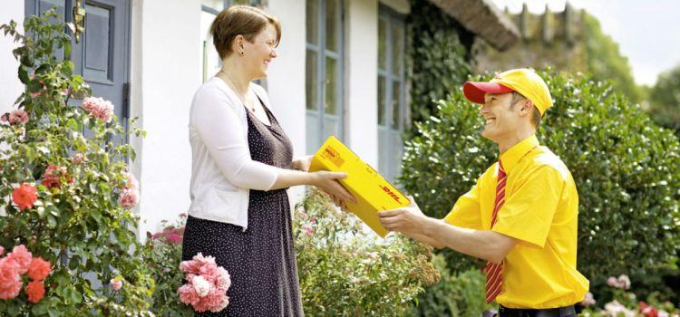 DHL Parcel entrega