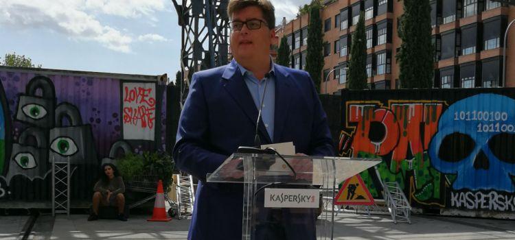 Kaspersky Madrid - Alfonso Ramíre