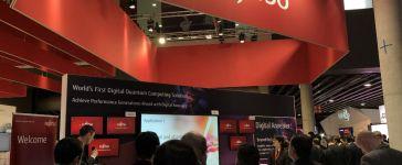 Fujitsu Mobile World Congress 2018