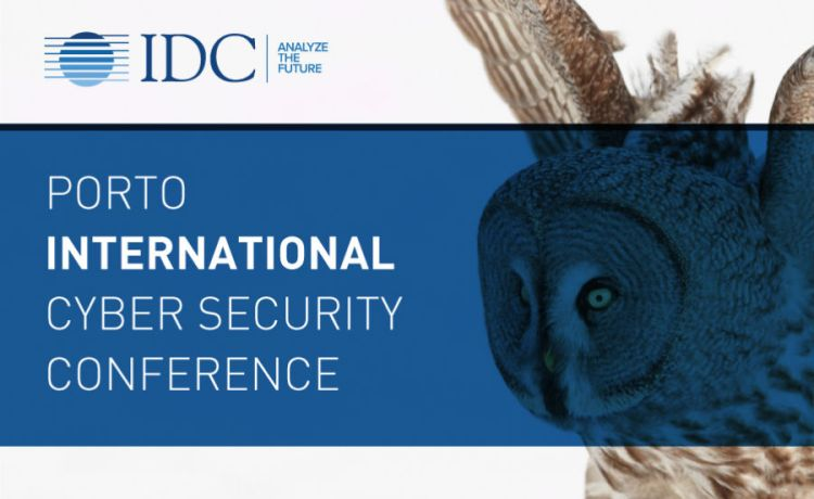 Porto International Cybersecurity conference IDC