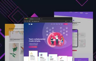 How Ultra-Thin Lines in Web Design Can Create an Impact