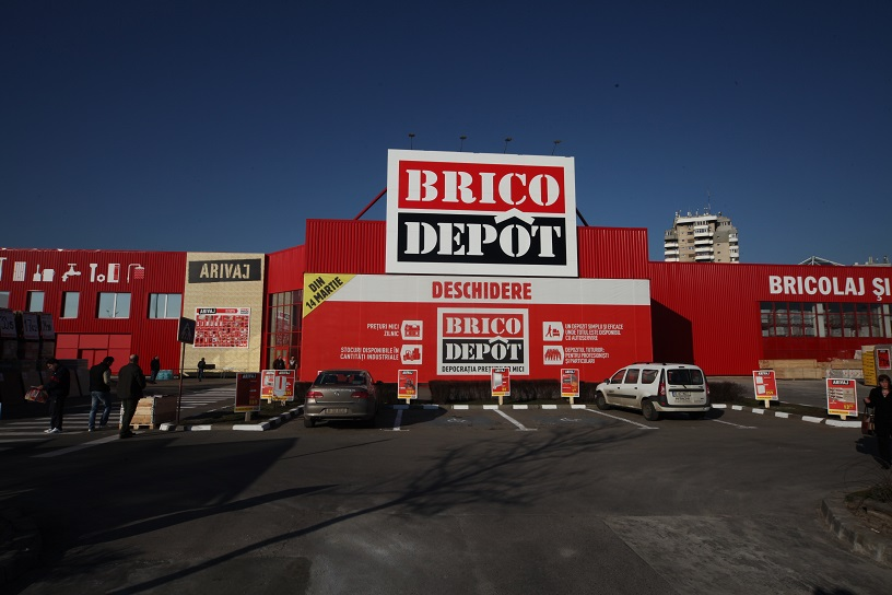 brico depot opens 3 pop up stores in