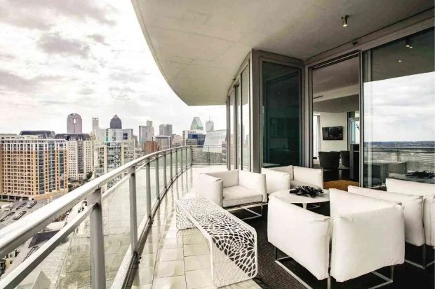 Balcony Safety In High Rise Living Inquirer Business
