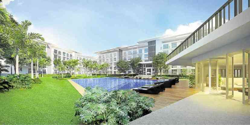 32 Sanson is currently Cebu's most exclusive garden community that boasts 70 percent open space.