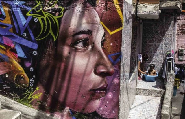 Medellín, Colombia used to be notorious for the dangers of homicide and drugs and used street art as part of its revitalization strategies. Photo © Juancho Torres (Source: theguardian.com)