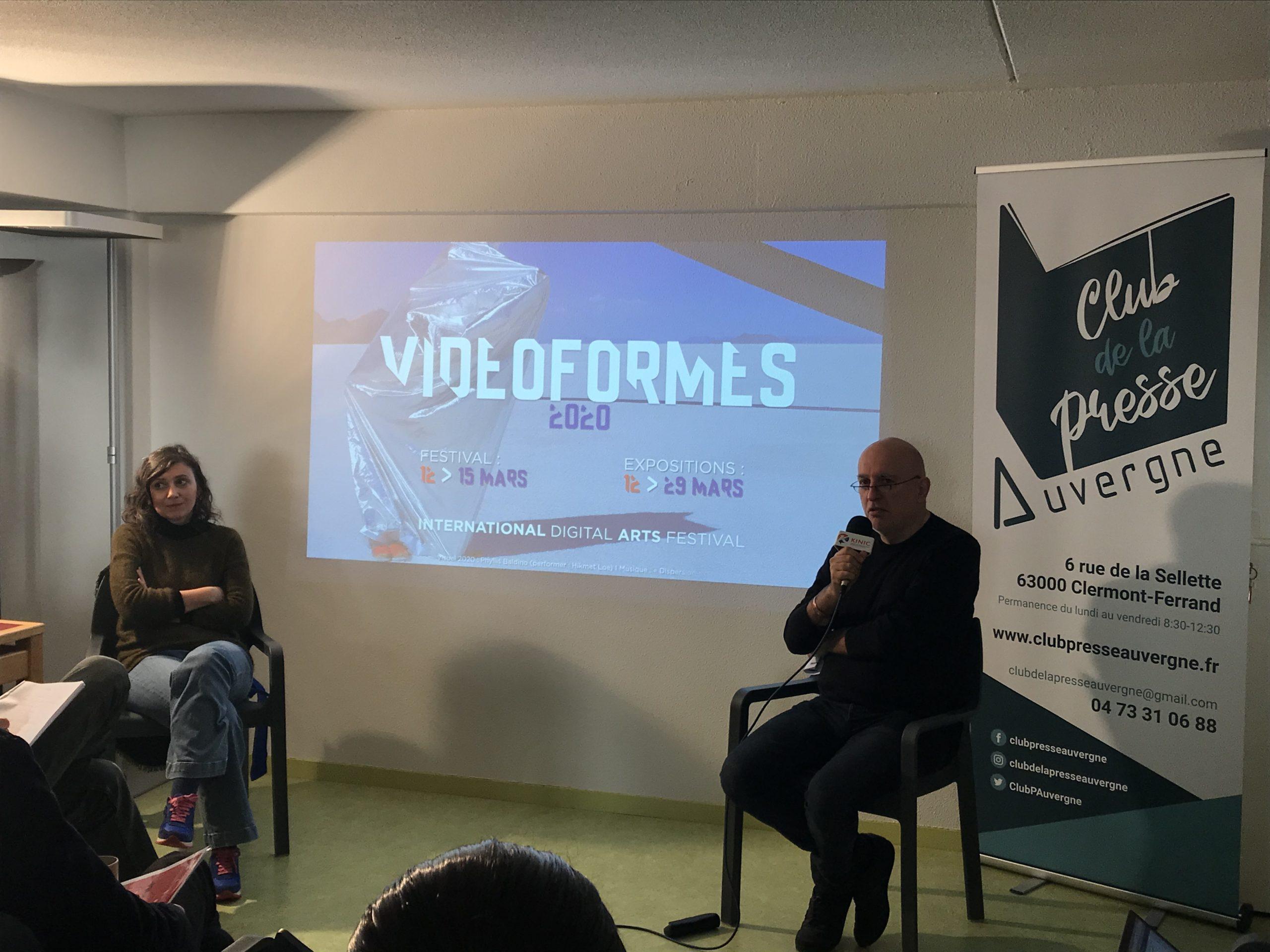 L'agence Kinic revient pour Videoformes 2020