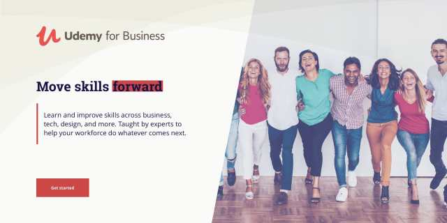 Udemy for Business | The destination for workplace learning