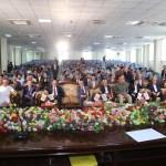 الجلسة الافتتاحية للمؤتمر العلمي الدولي العاشر