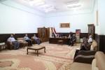 الجلسة الرابعة عشر لمجلس كلية الادارة والاقتصاد- جامعة كربلاء