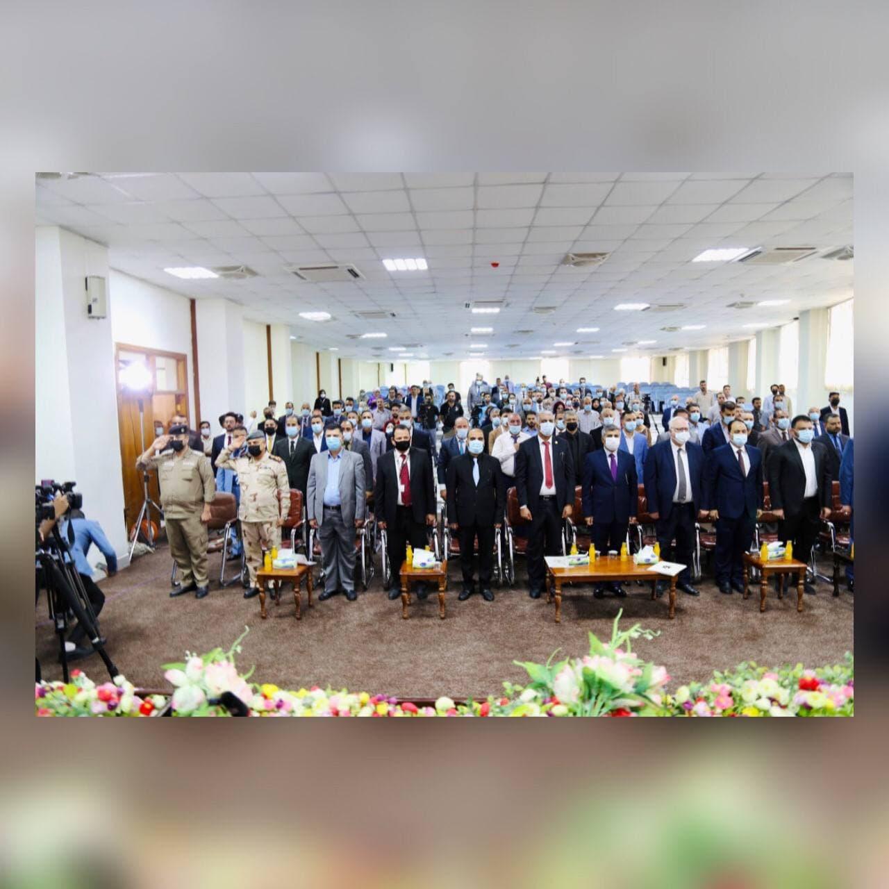 Read more about the article افتتاح مؤتمر كلية الإدارة والاقتصاد الخامس عشر في جامعة كربلاء