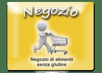 Web Marketing per attività senza glutine - Negozio