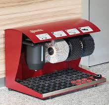 автомат для чистки обуви