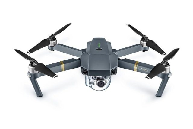 DJI Mavic- drone cameras