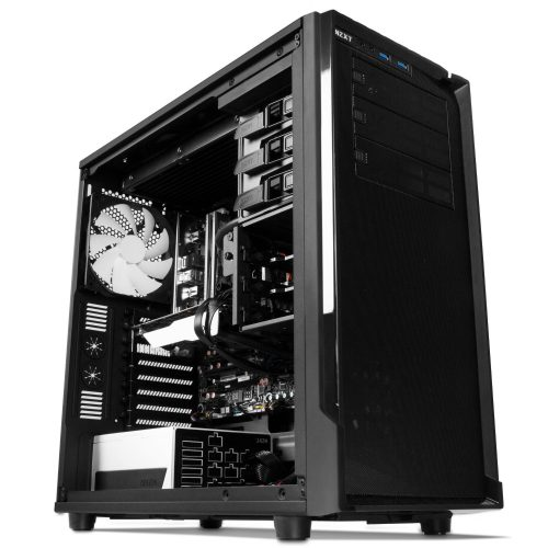 NZXT Source 530-Computer ATX Cases