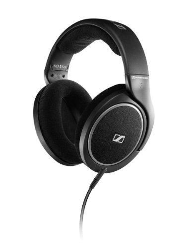 Sennheiser HD 558- headphones