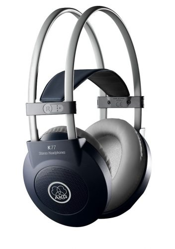 The AKG Pro Audio K77- headphones