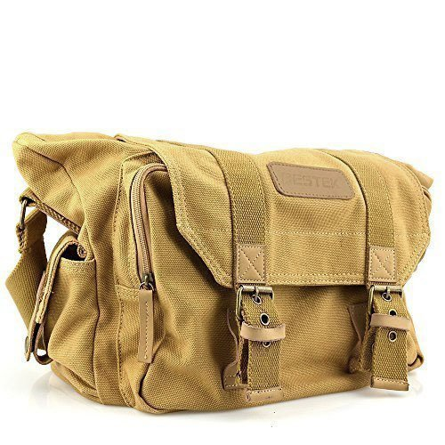 The BESTEK® Waterproof Canvas Digital Camera Bags