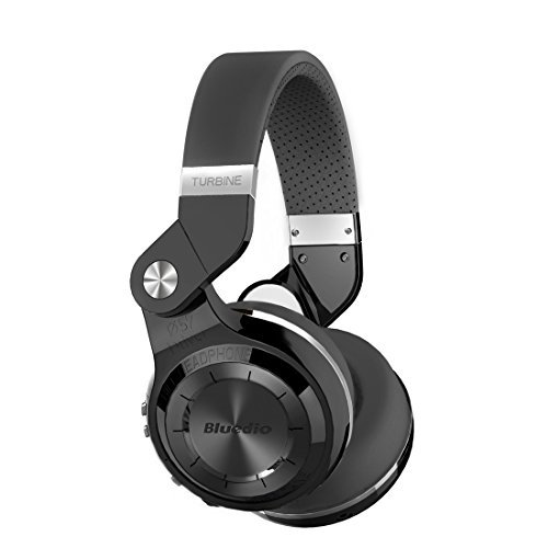 The Bleudio Turbine T2s-Bluetooth Headphones under 50 Dollars