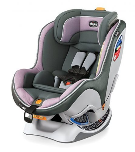 The Chicco NextFit Zip Baby Car Seats
