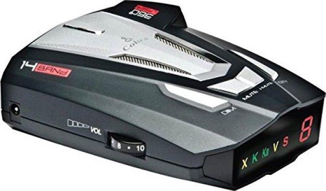 The Cobra XRS9470 Radar Detector- car radar detectors