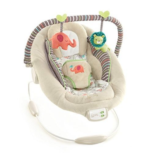 The Comfort & Harmony Cozy Kingdom-10 Best Baby Swings