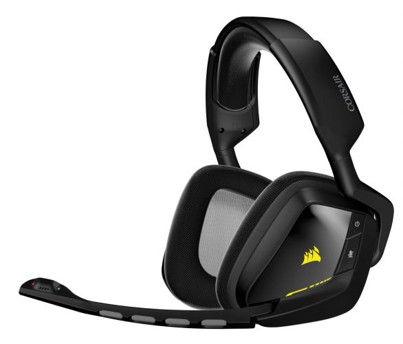 The Corsair Void RGB-best wireless gaming headsets