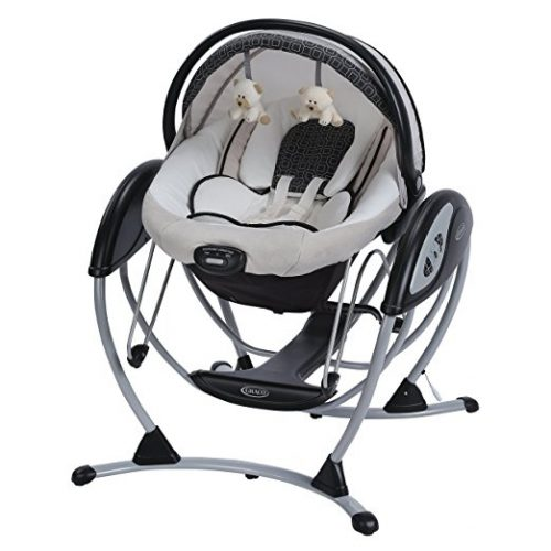 The Graco Duetsoothe-10 Best Baby Swings