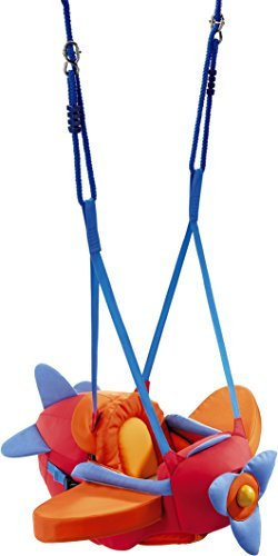 The HABA Aircraft Baby Swing-10 Best Baby Swings