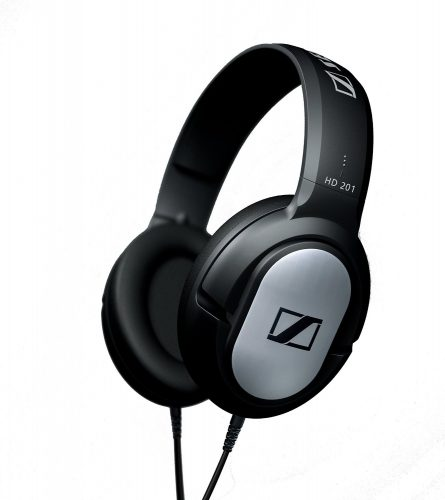 The Sennheiser HD201- kid headphones