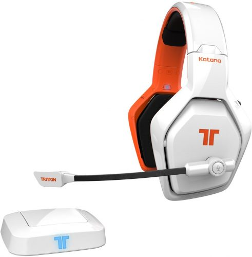 The Tritton Katana HD-best wireless gaming headsets