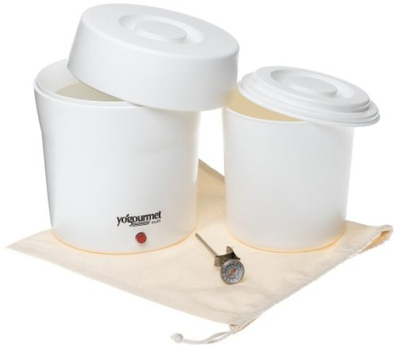 The Yogourmet 104 Yogurt Makers