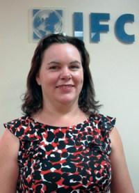 IFC's Carolyn Blacklock