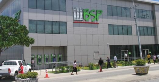 BSP's new head office in Honiara