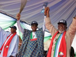 ondo election, Onu