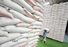 Nigeria Customs Service, local rice
