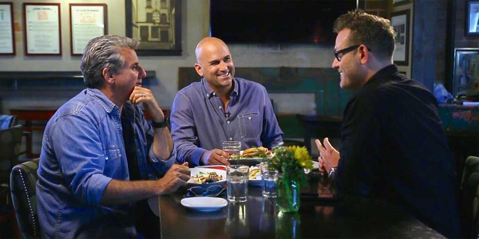 Business and Burgers Scott Duffy and Alan Taylor interview Noah Elias