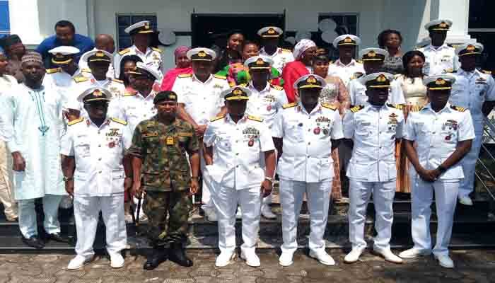 Naval Intra Command Competition: Navtrac Foc Preaches Spirit Of Sportsmanship