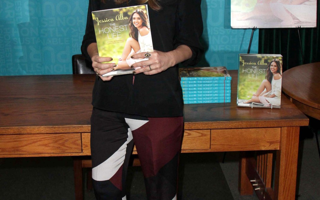 Jessica Alba, Co-Founder of The Honest Company